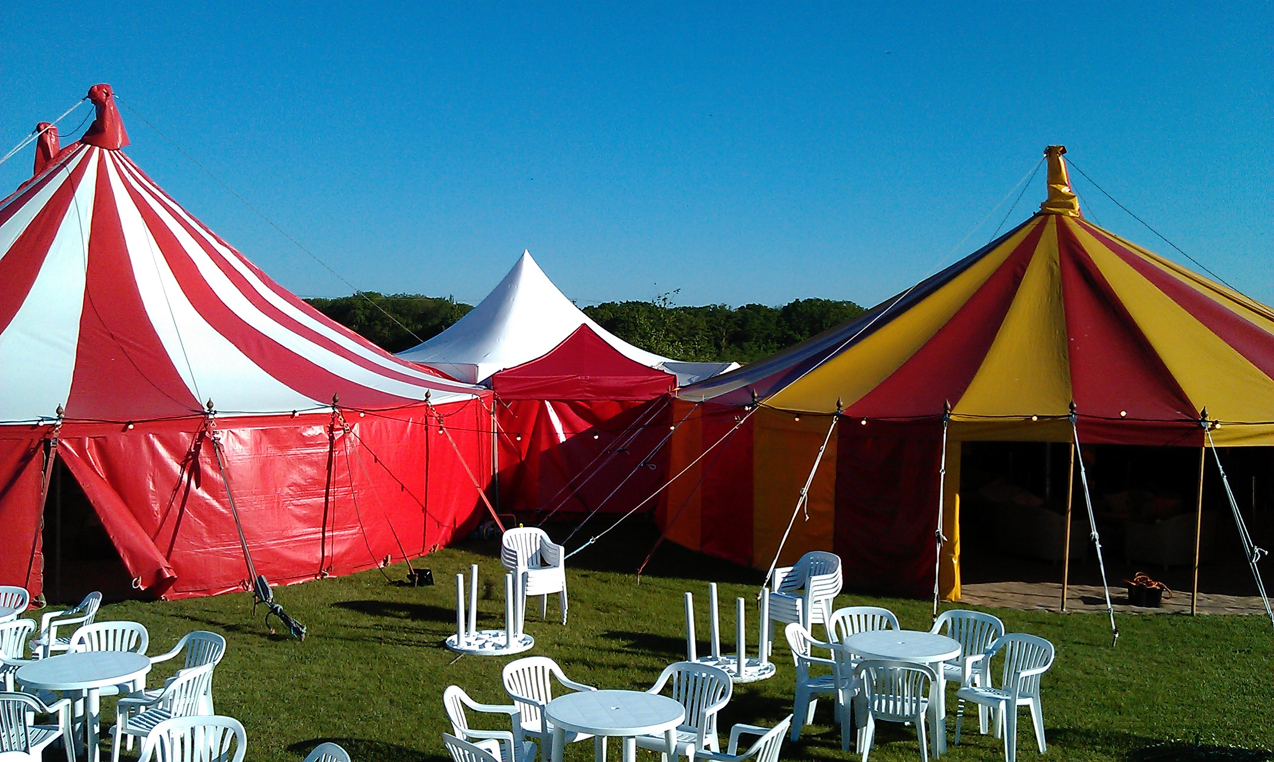 wedding marquees devon